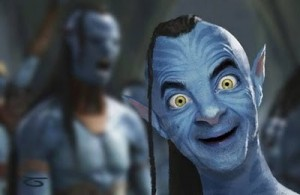 avatar parodie