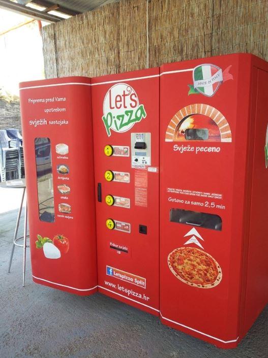 Lustige Automaten Fleisch Bier Und Grillautomaten