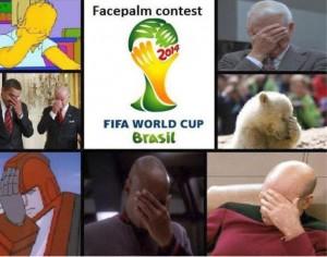 Eine neue Interpretation des WM Logos