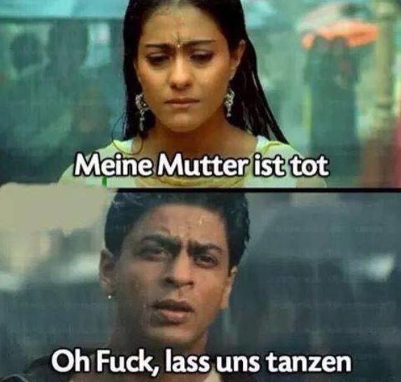 Typisch Bollywood