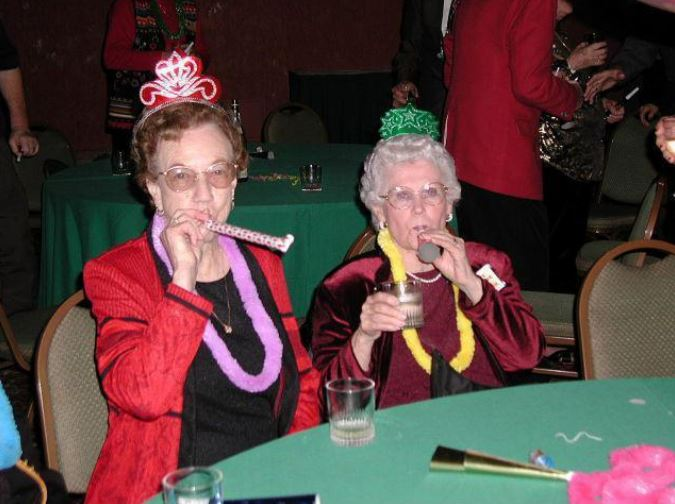Seniorenfeier