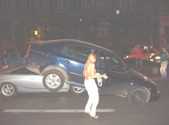 So wird Eingeparkt